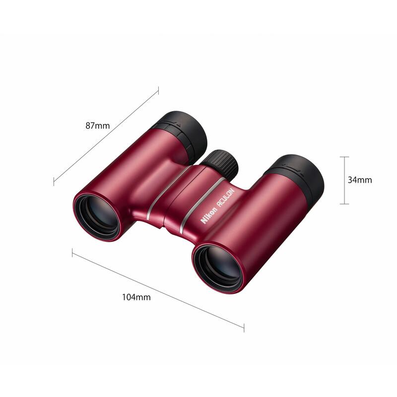 Nikon Aculon T02 8x21 Rot