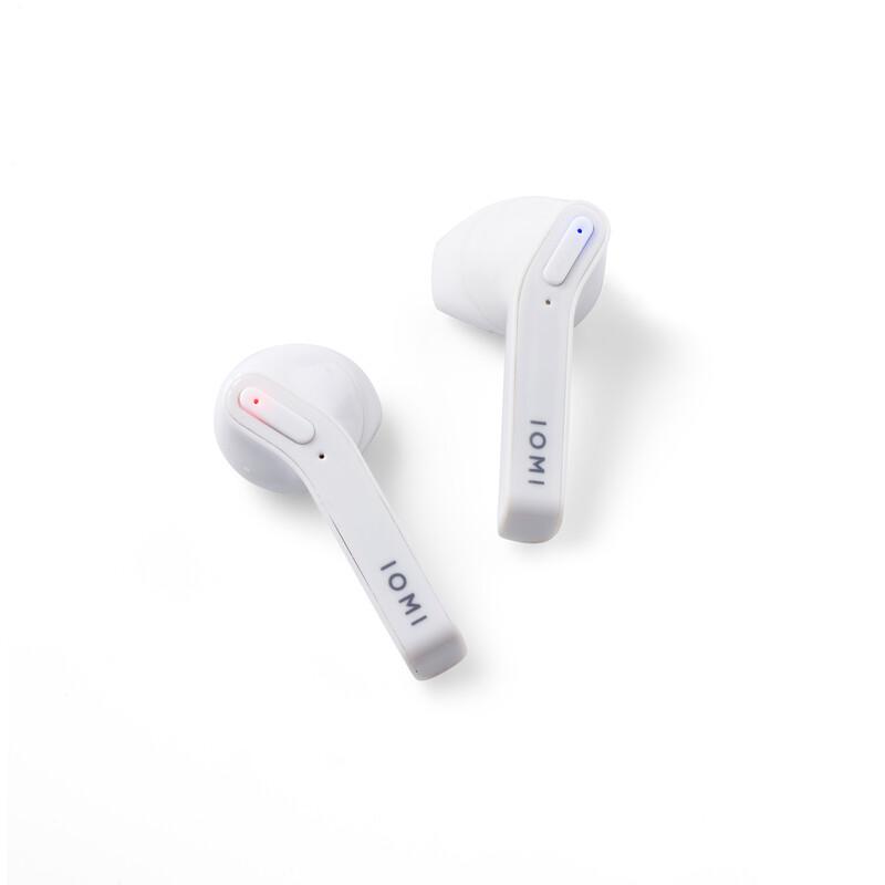 IOMI BT Buds Headphones schwarz