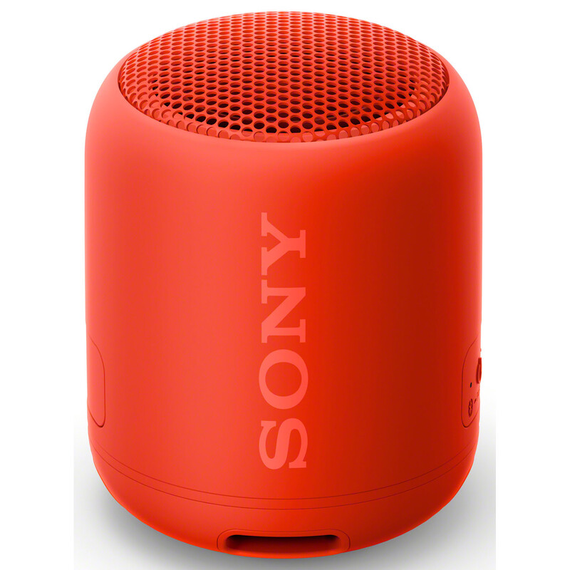 Sony SRS-XB12R BT Lautsprecher rot