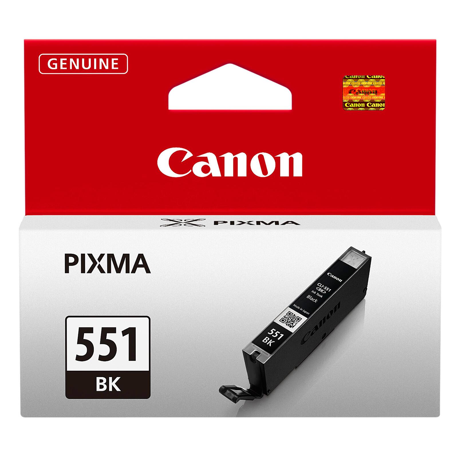 Canon CLI-551 Tinte black