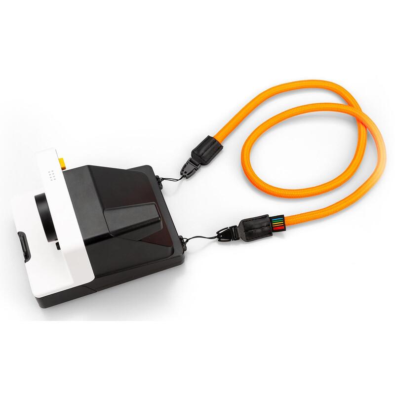 Polaroid Camera Strap Round Orange