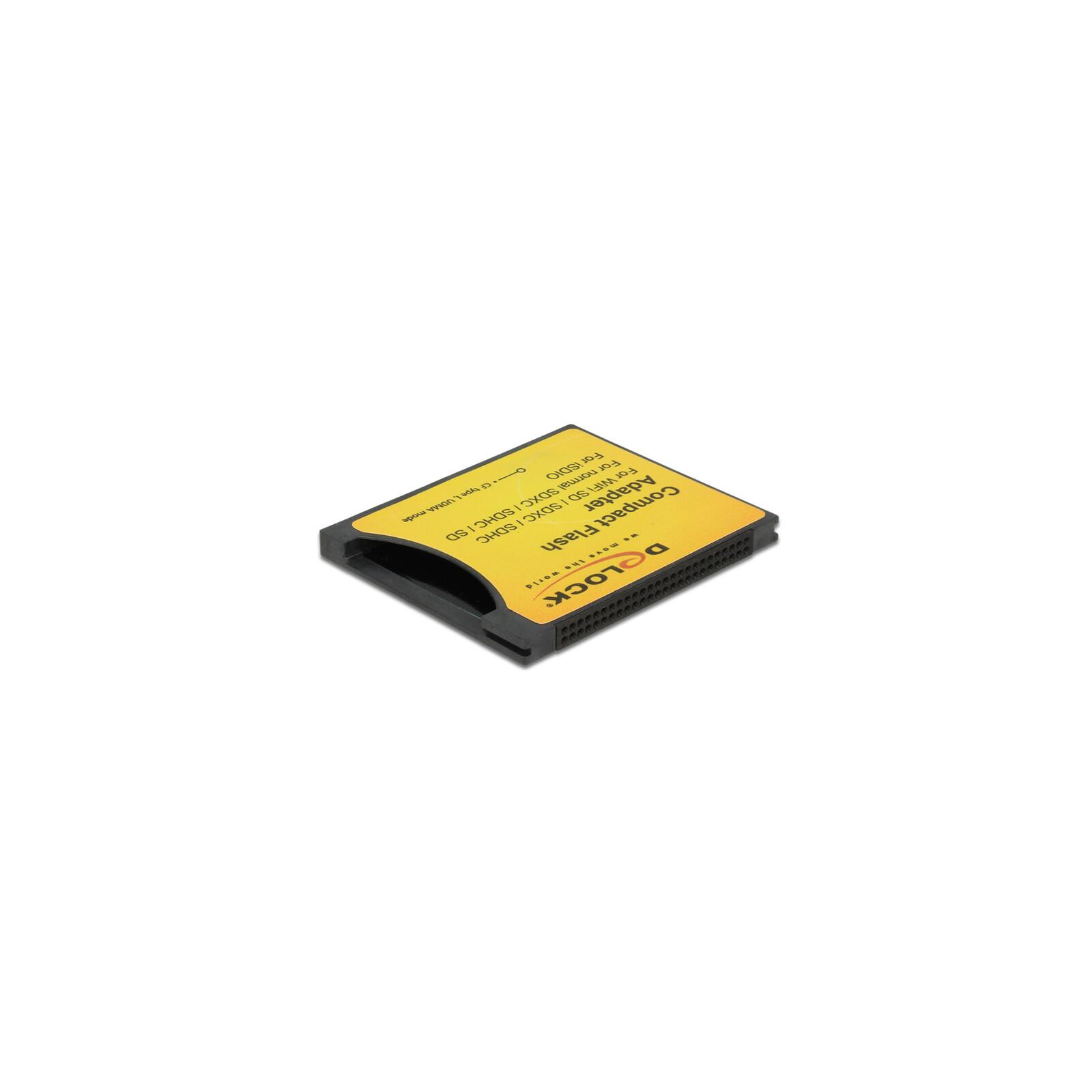 Delock CF Adapter zu SDHC