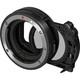 Canon EF-EOS R Adapter mit Einsteckfilter (C-PL)
