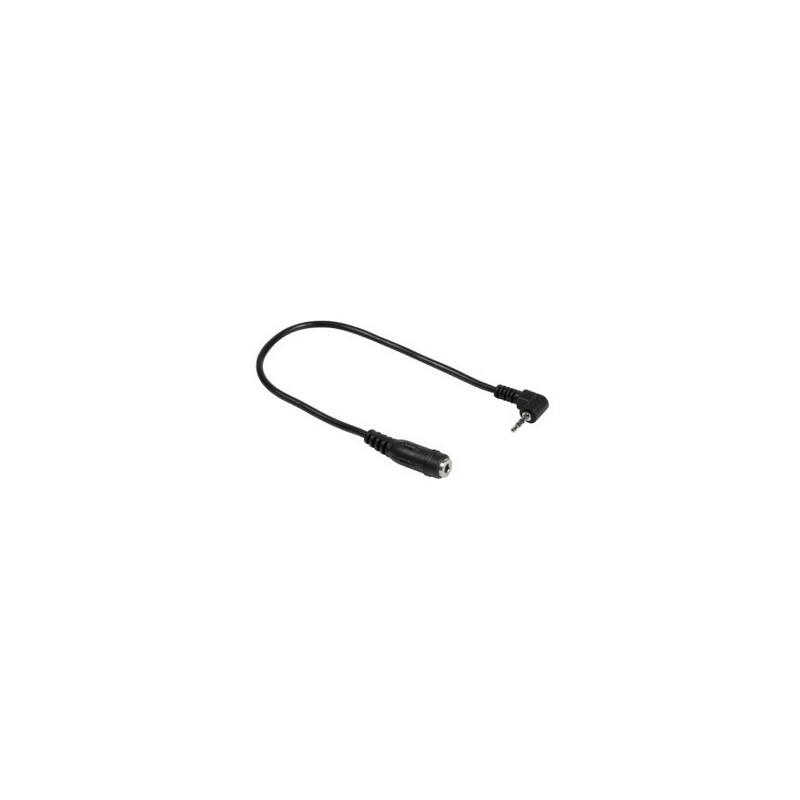 Hama Audio-Adapter 2,5mm Stecker 3,5mm Kupplung