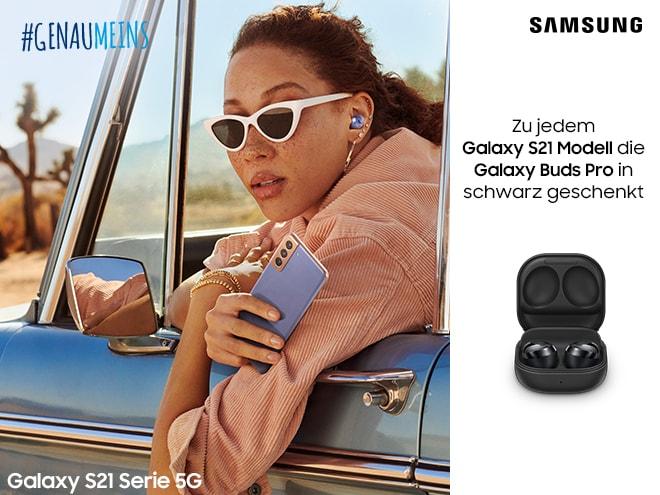 Samsung Galaxy S21 Promotion