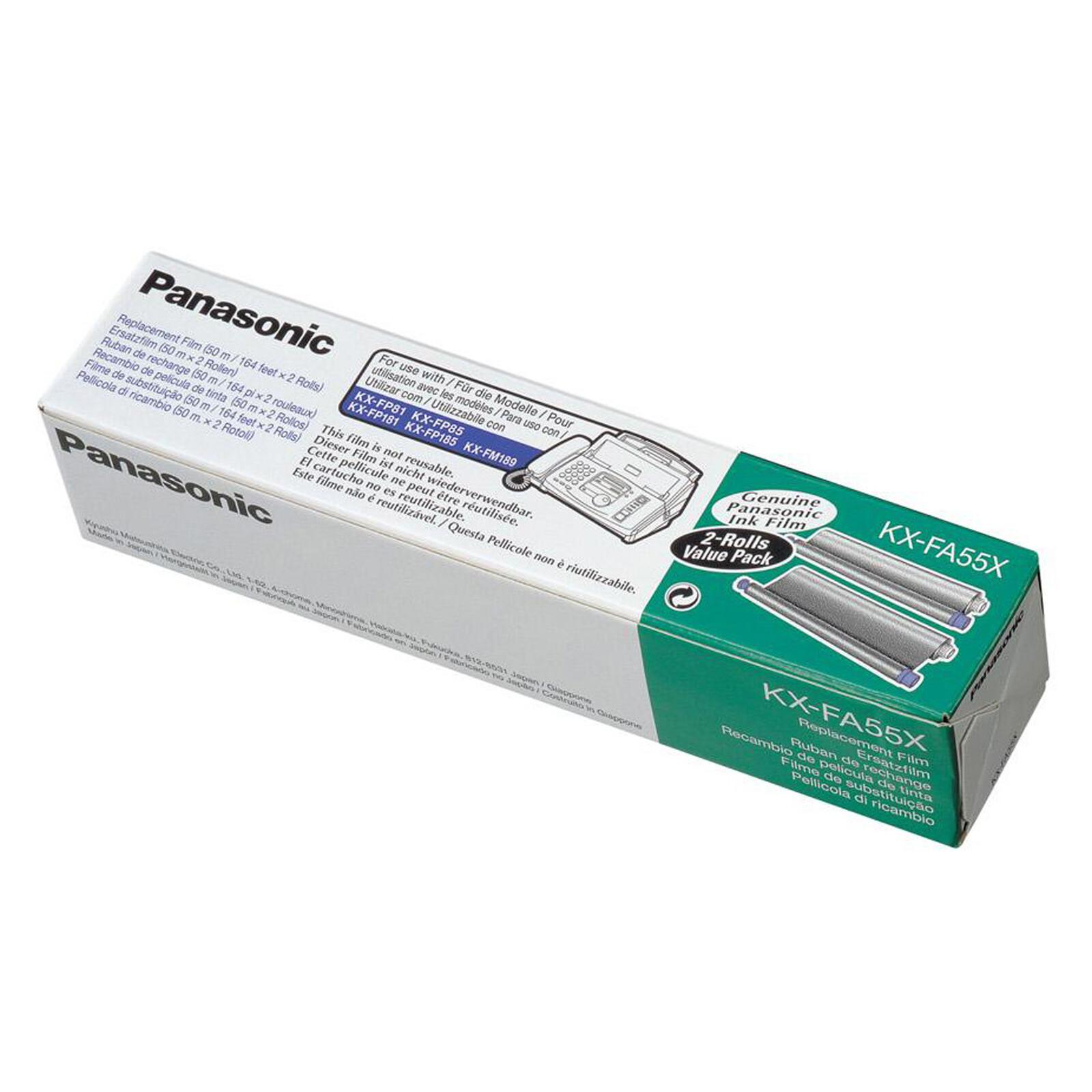 Panasonic KX-FA55X Thermorolle