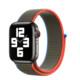 Apple Watch 40mm Sport Loop oliv