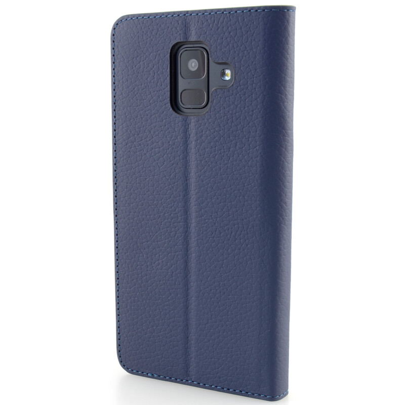 Galeli Book Tasche Marc Samsung Galaxy A6 blau