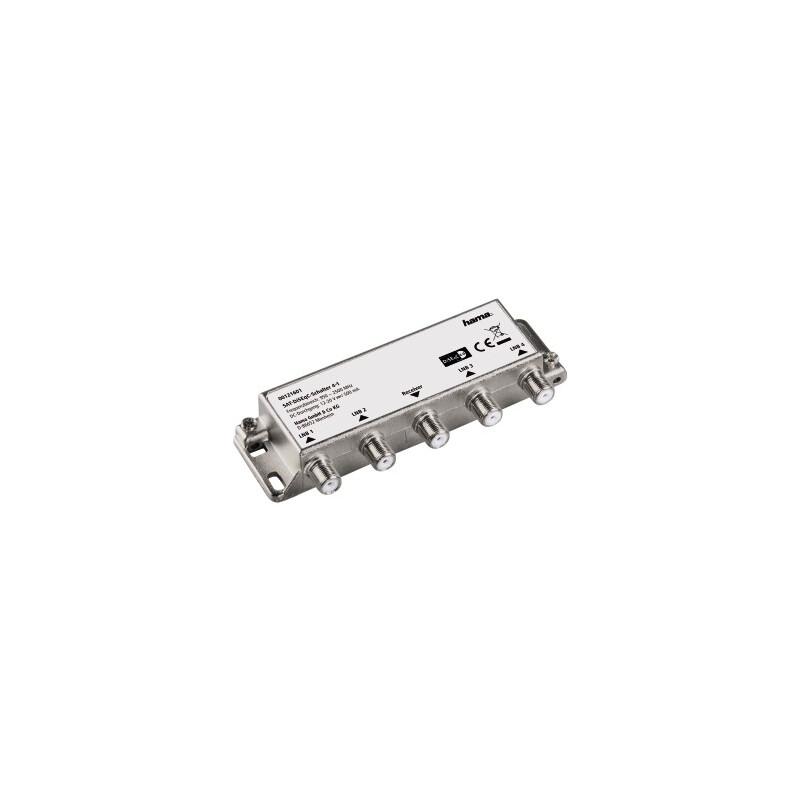 Hama SAT-DiSEqC-Schalter 4-1