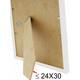 Deknudt S221H1 13x18 Holz weiß/natur