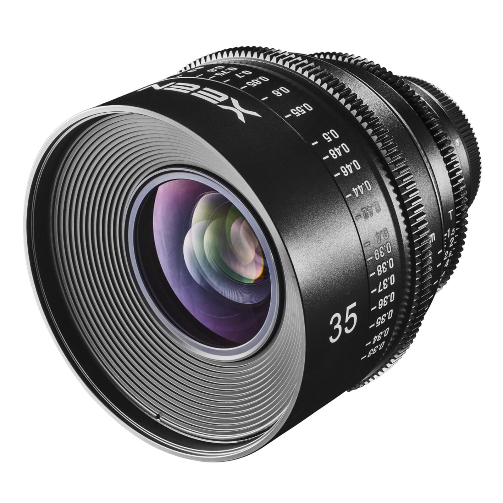 XEEN Cinema 35/1,5 Canon EF Vollformat