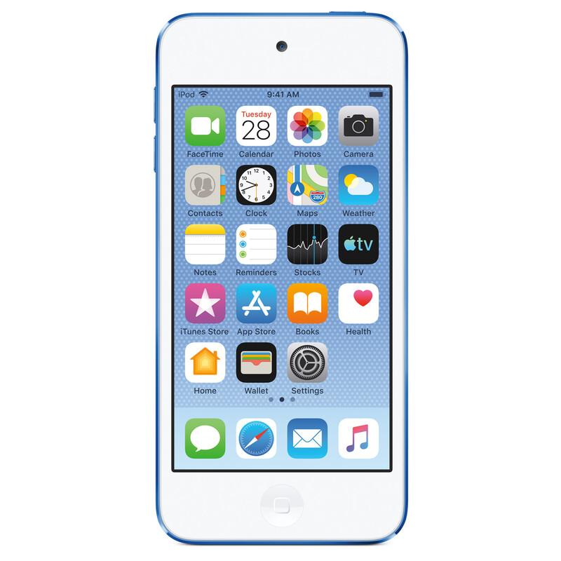 Apple iPod touch 2019 128GB blau