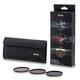 Hama 76901 Graufilter Set ND8,64,1000 67mm