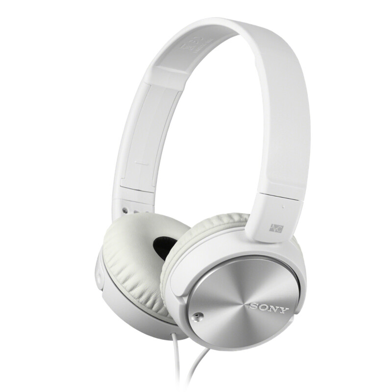 Sony MDR-ZX110NAW Over Ear