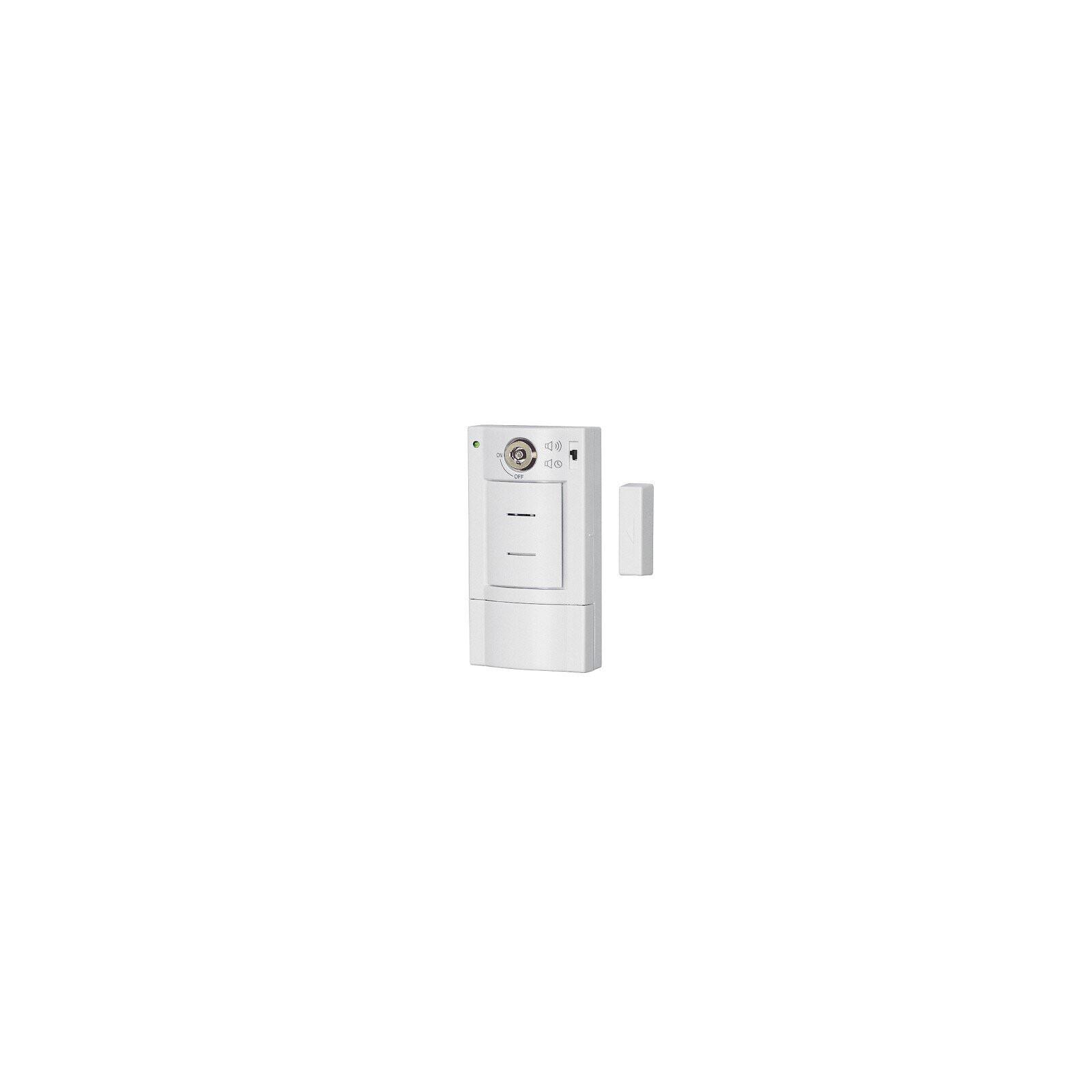Indexa DG-6 Türalarm mit Schlüsselschalter