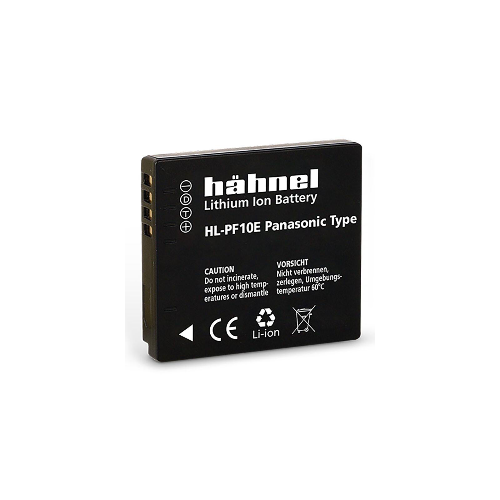 Hähnel Panasonic DMW-BCF10E Akku