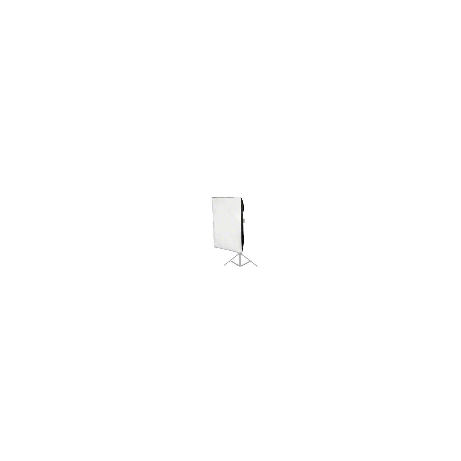 walimex pro Softbox 80x120cm + Universal-Adapter
