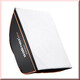 walimex pro Softbox OL 50x70cm Multiblitz V
