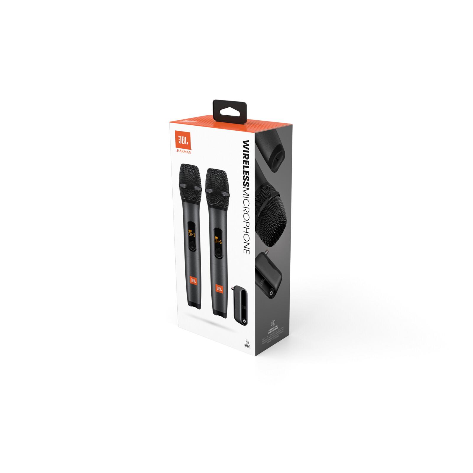 JBL Mikrofon Set kabellos