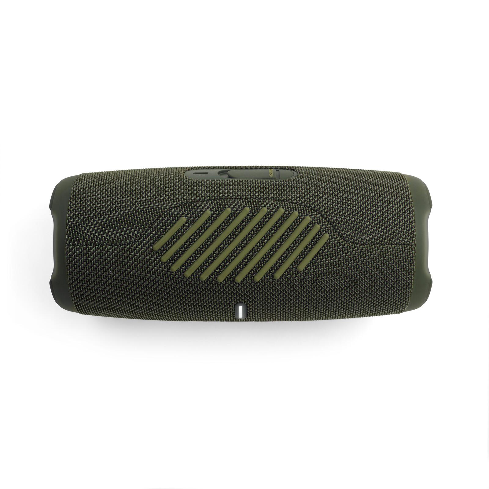JBL Charge 5 Bluetooth-Lautsprecher grün