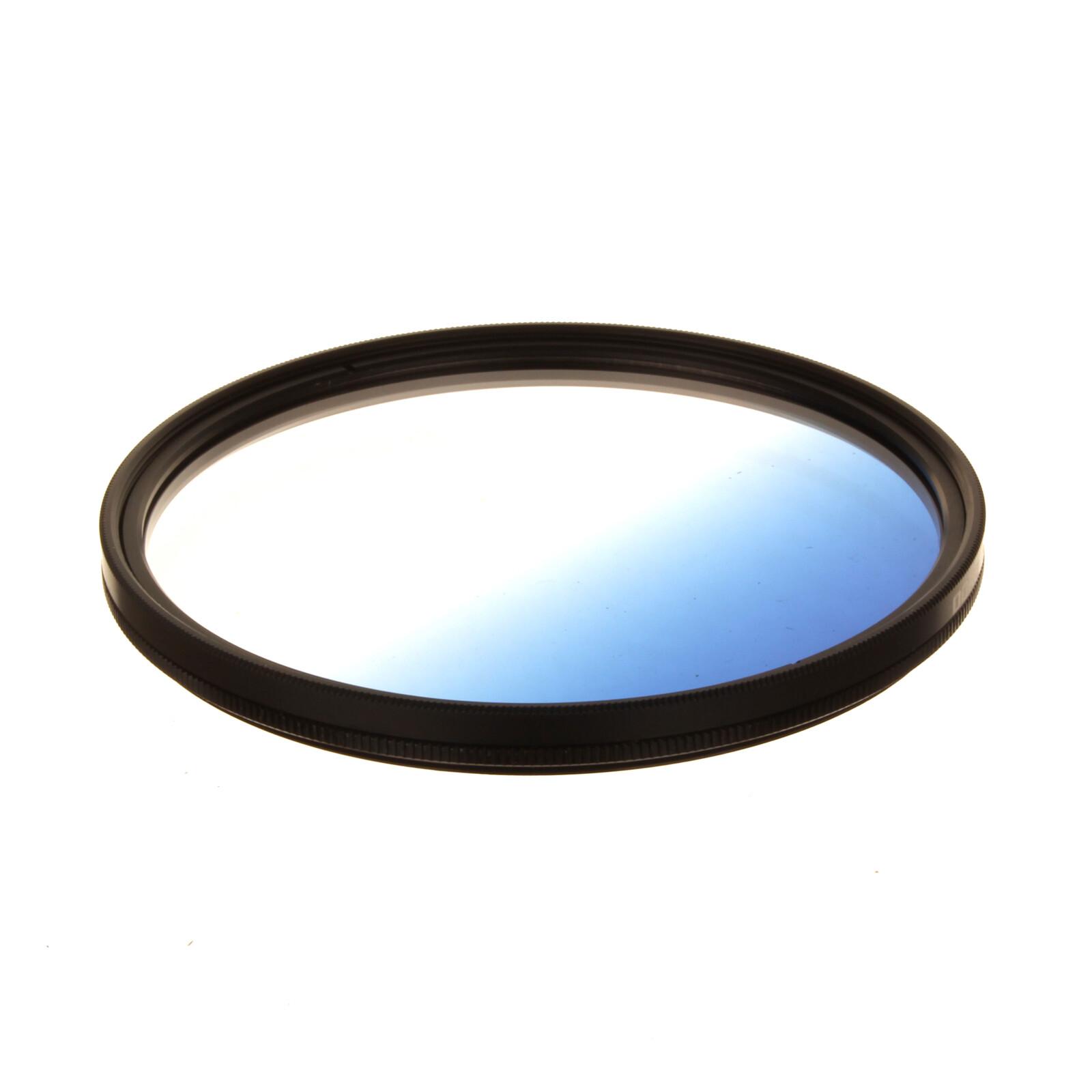 Dörr 318262 Verlaufsfilter Blau 62mm