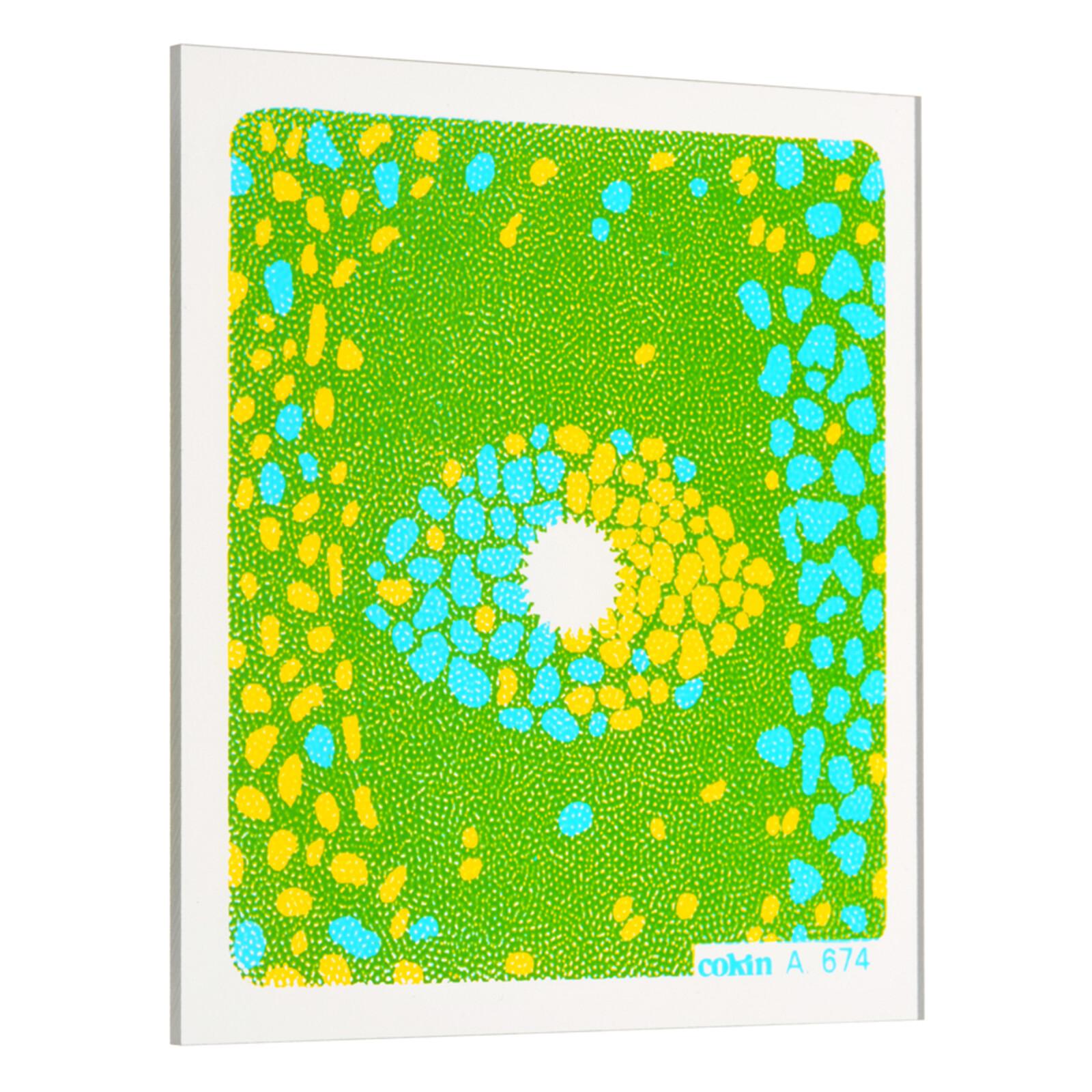 Cokin P674 Center Spot 2 Blau/Gelb
