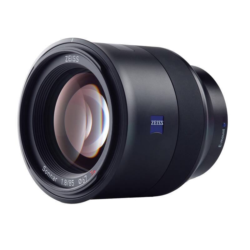 Zeiss Batis 85/1,8 Sony E-Mount + UV Filter