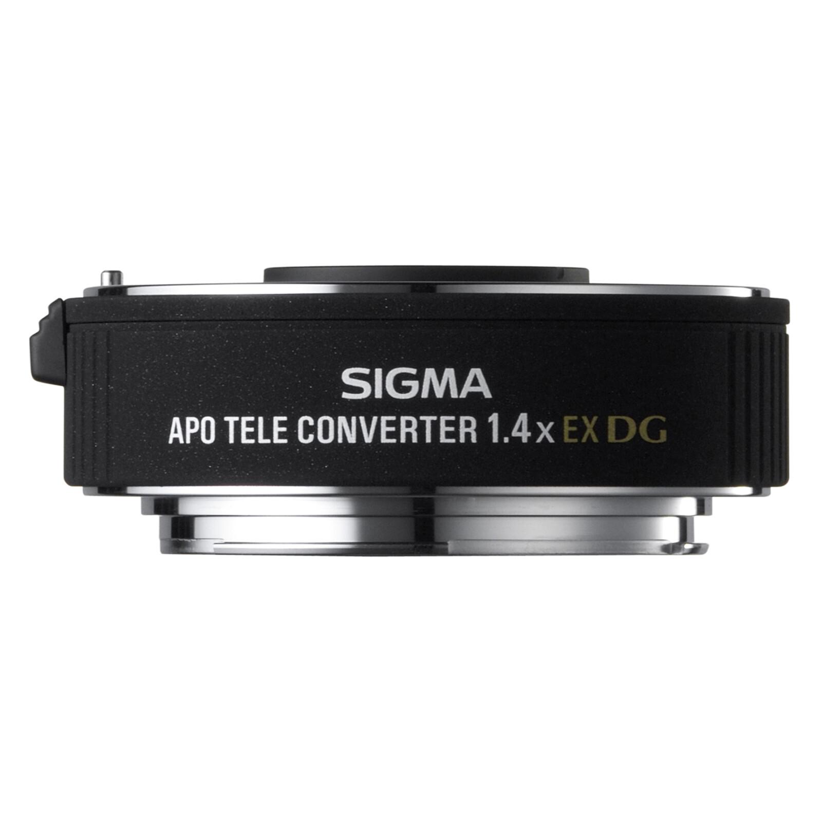 Sigma 1,4x AF Apo DG Canon