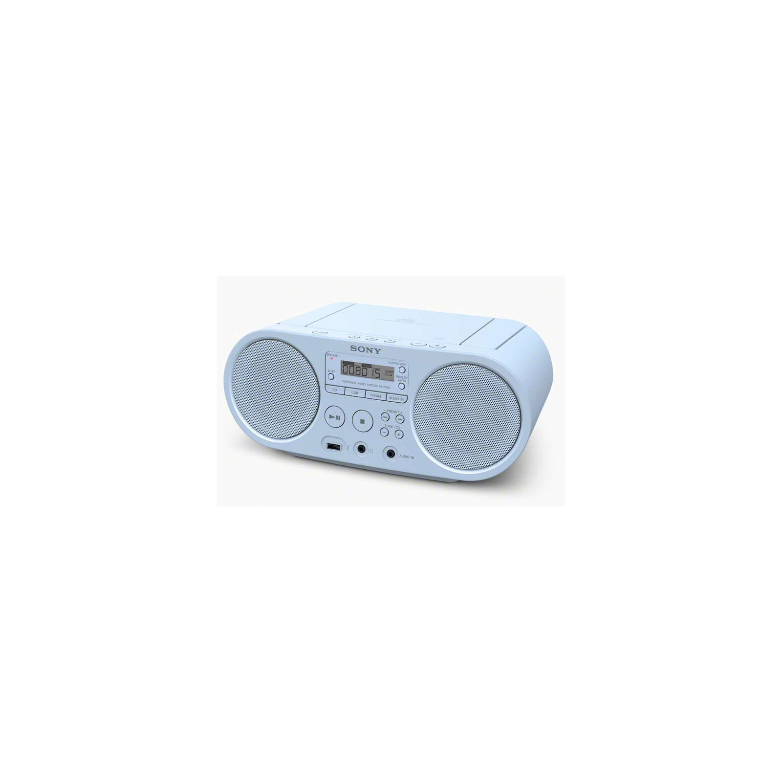 Sony ZS-PS50L CD Boombox