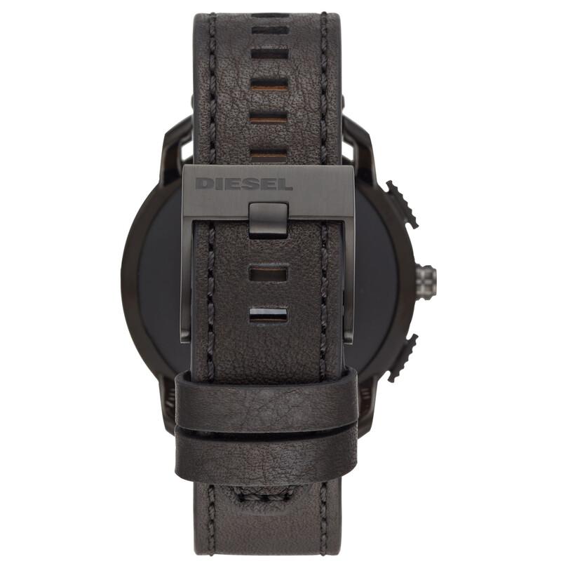 Diesel Smartwatch Axial DT2016 schwarz/gold