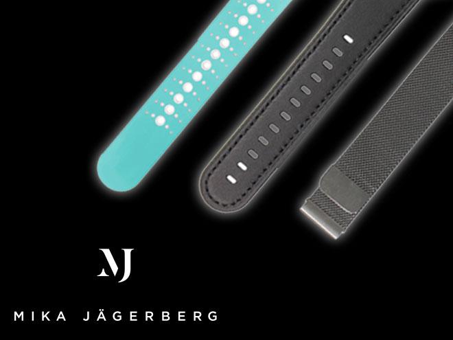 Mika Jägerberg Smartwatchbänder