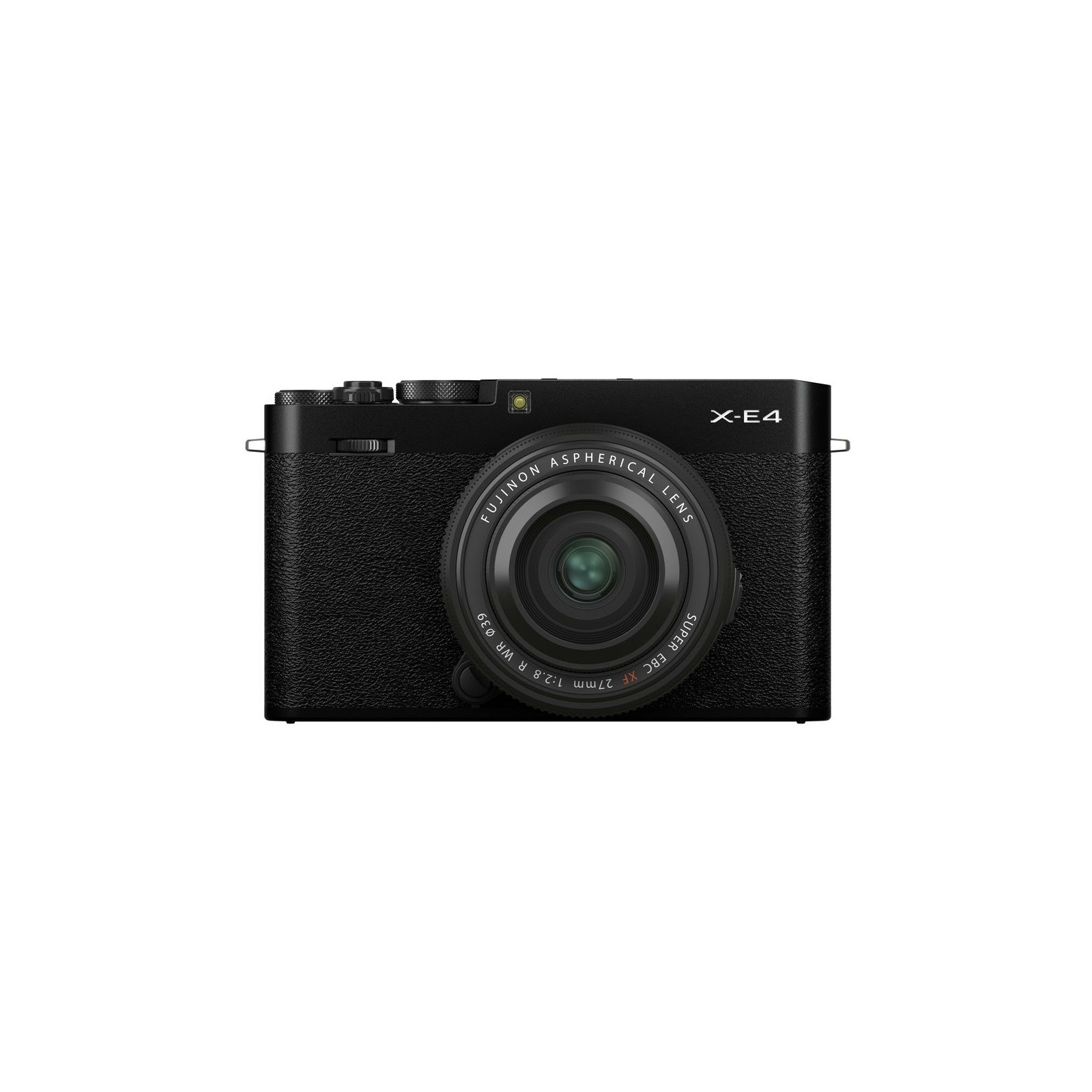 Fujifilm X-E4 black / XF27mm Kit