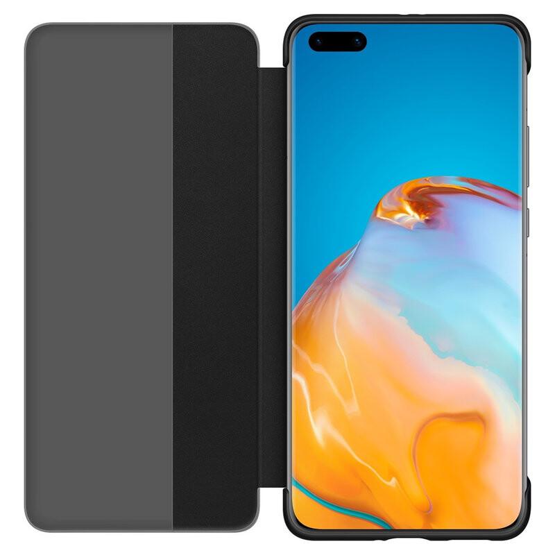 Huawei Book Tasche Smart View P40 Pro schwarz