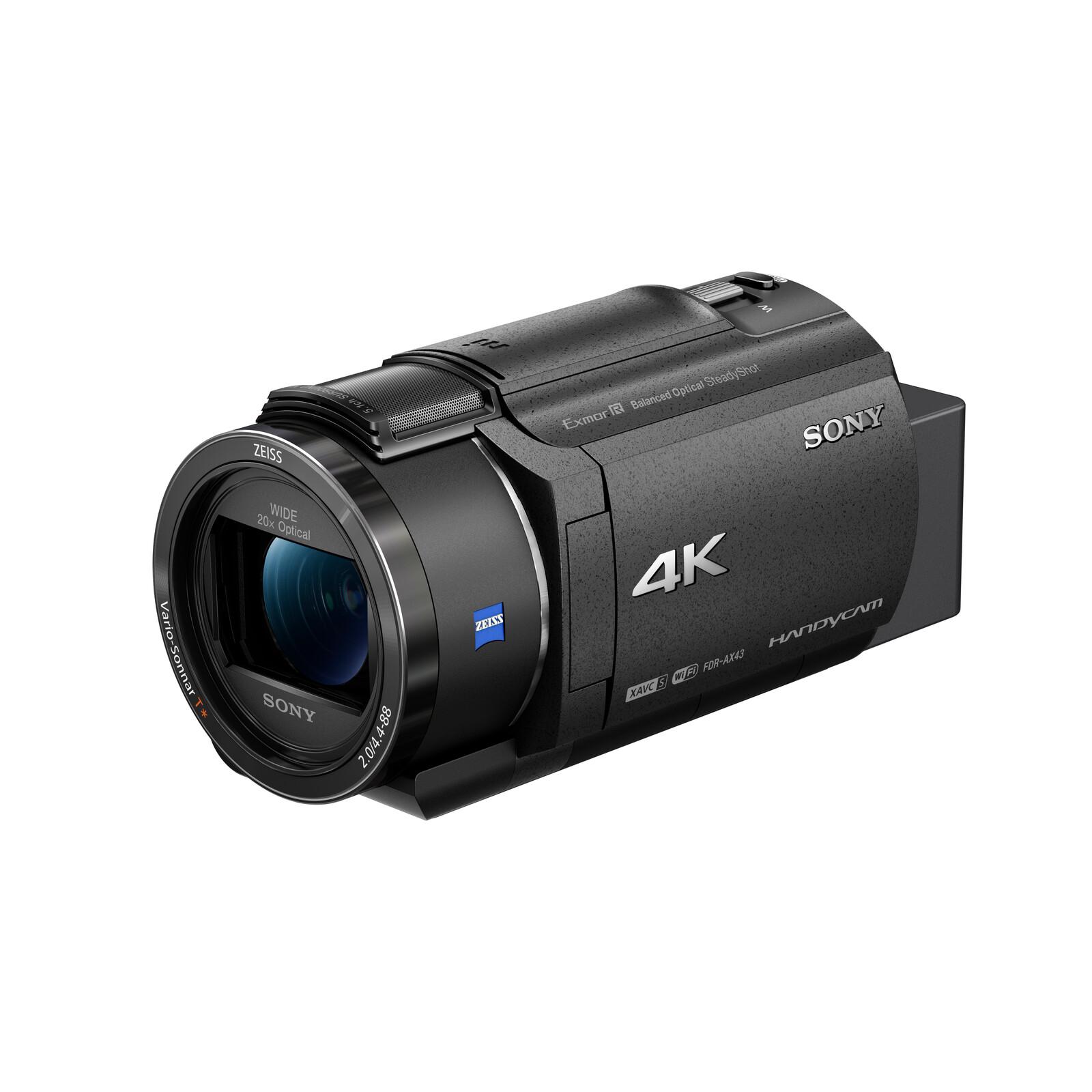 Sony FDR-AX43B 4K Viedeokamera