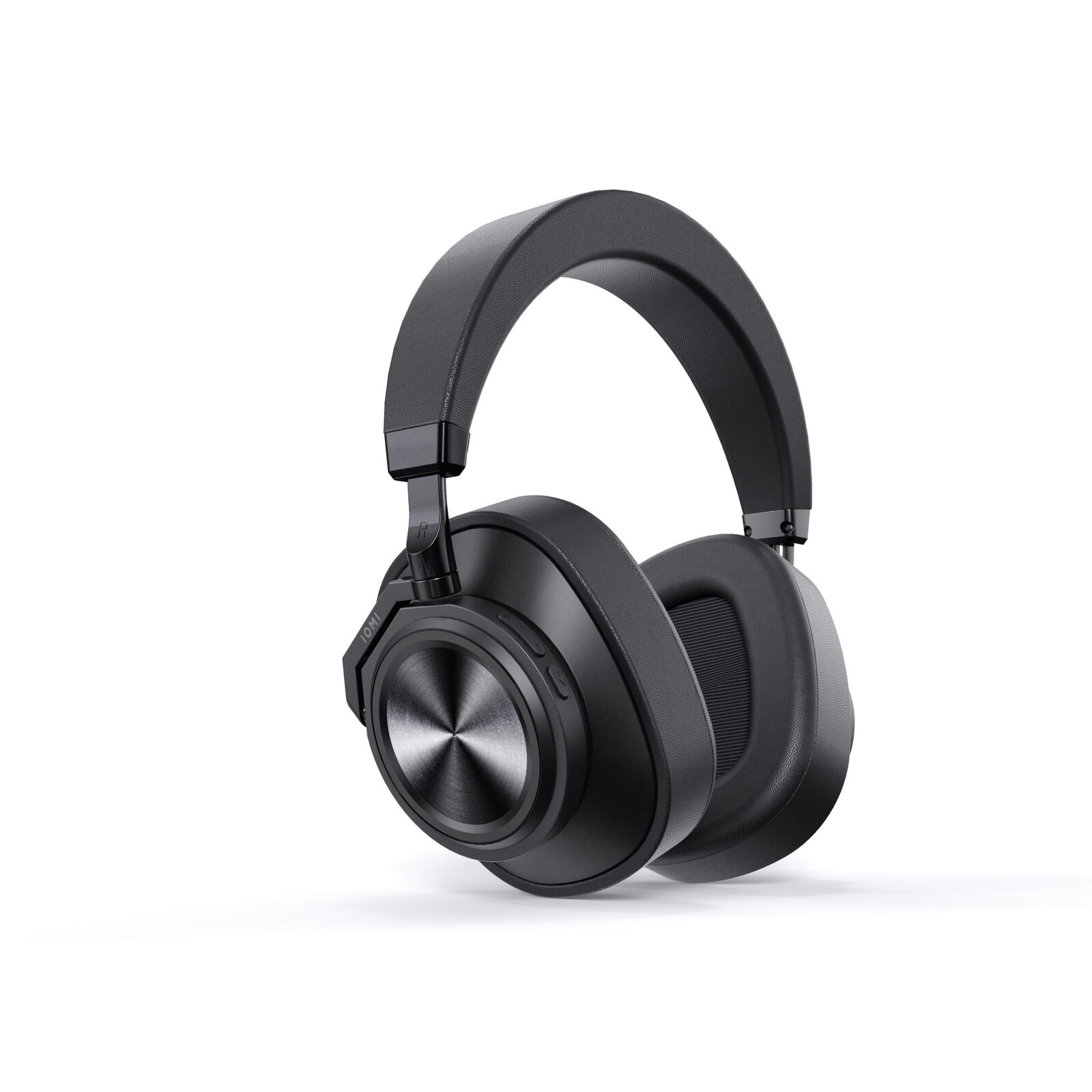 IOMI Over-Ear Active Noise Cancalling Headphones black