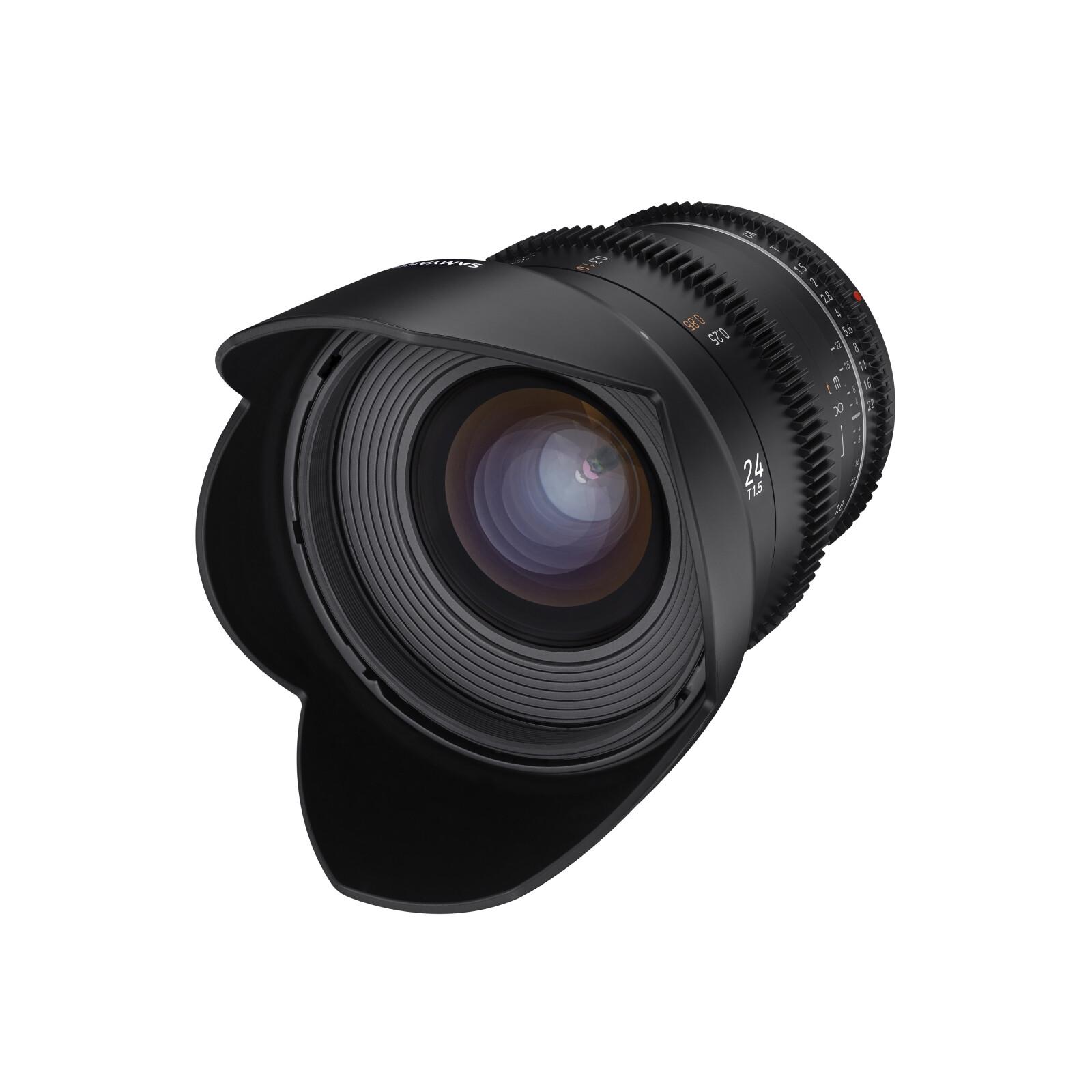 Samyang MF 24/1,5 VDSLR MK2 Canon EF
