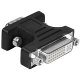 Hama 34624 VGA DVI Adapter Kupplung/Stecker