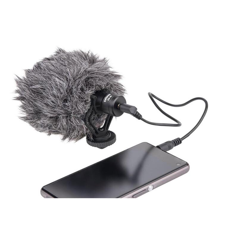 Dörr VL-26 Vlogging Komplettset mit Mikrofon