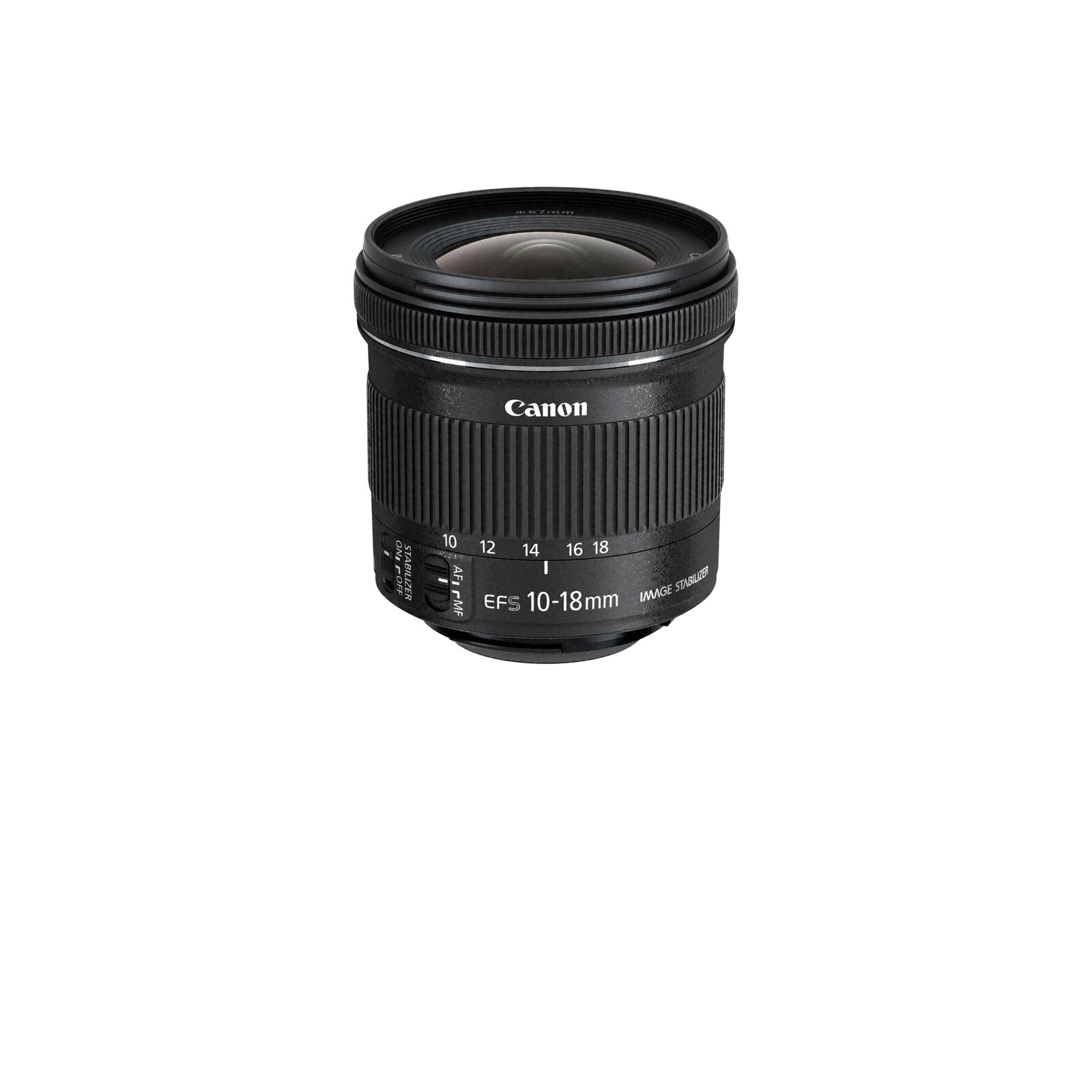 Canon EF-S 10-18/4.5-5.6 IS STM