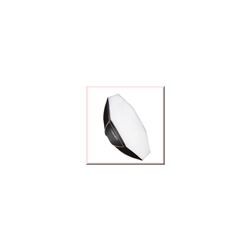 walimex pro Octagon Softbox OL Ø150 Multiblitz V