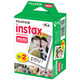 Fujifilm Instax Mini Glossy 20 Aufnahmen + Aufbewahrungsbox