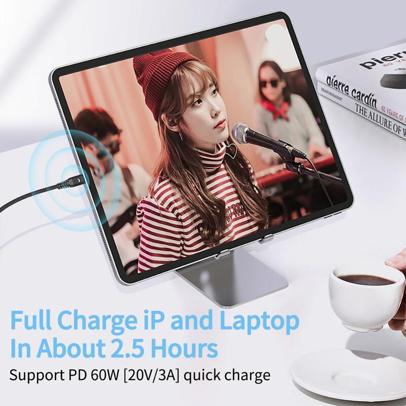 Felixx Data Fast Charge USB-C 1,20m