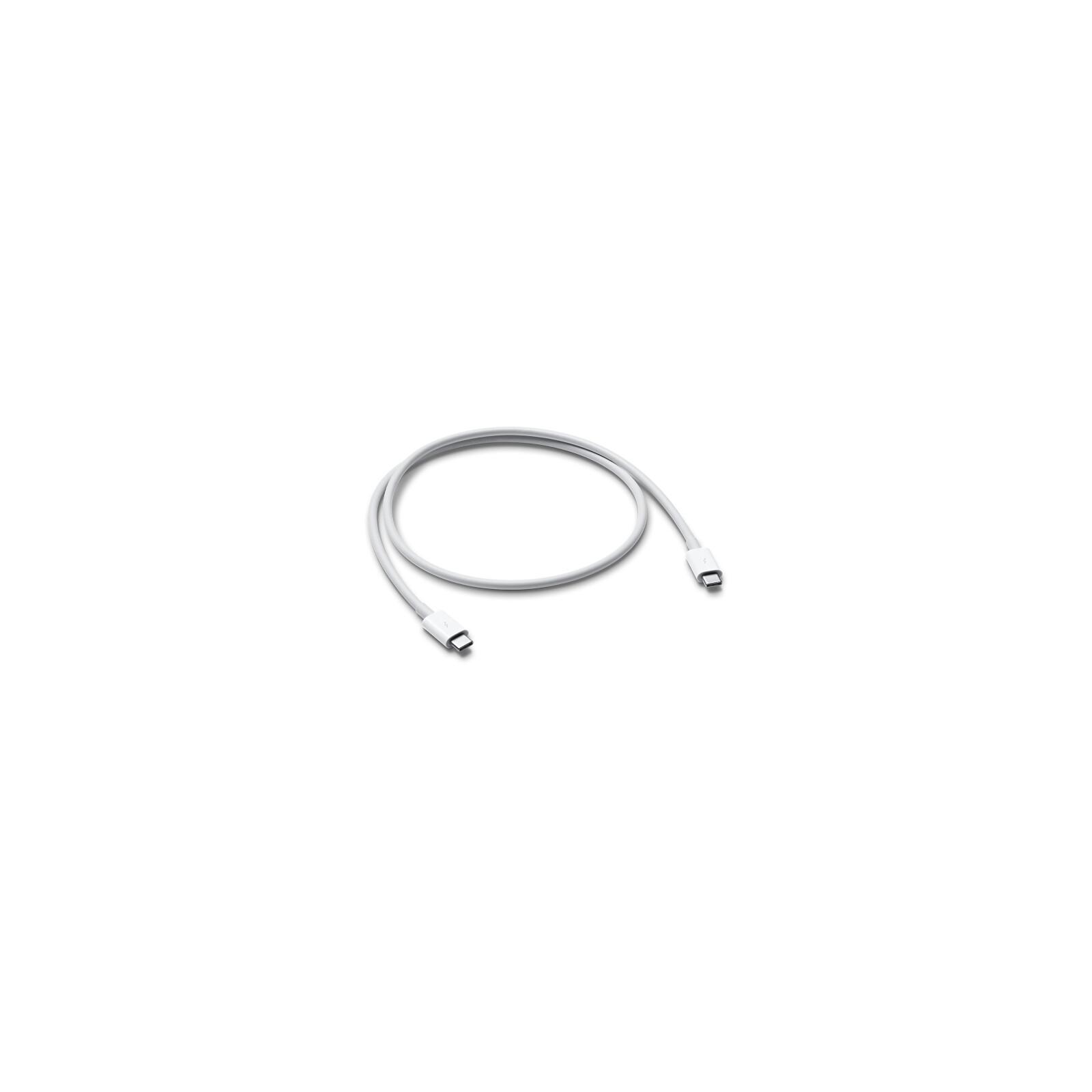 Apple Thunderbolt 3 USB-C Kabel 0,8m