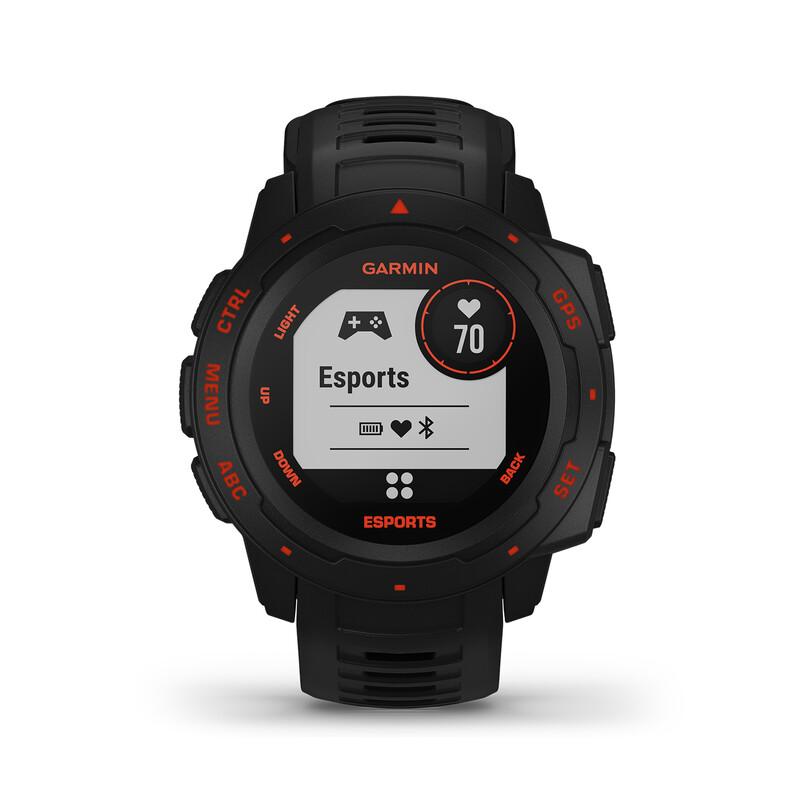 Garmin Instinct Esports Smartwatch