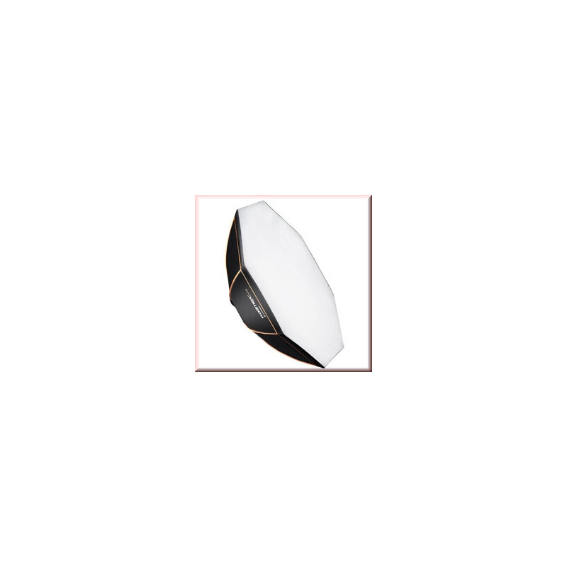 walimex pro Octagon Softbox OL Ø120 Multiblitz P