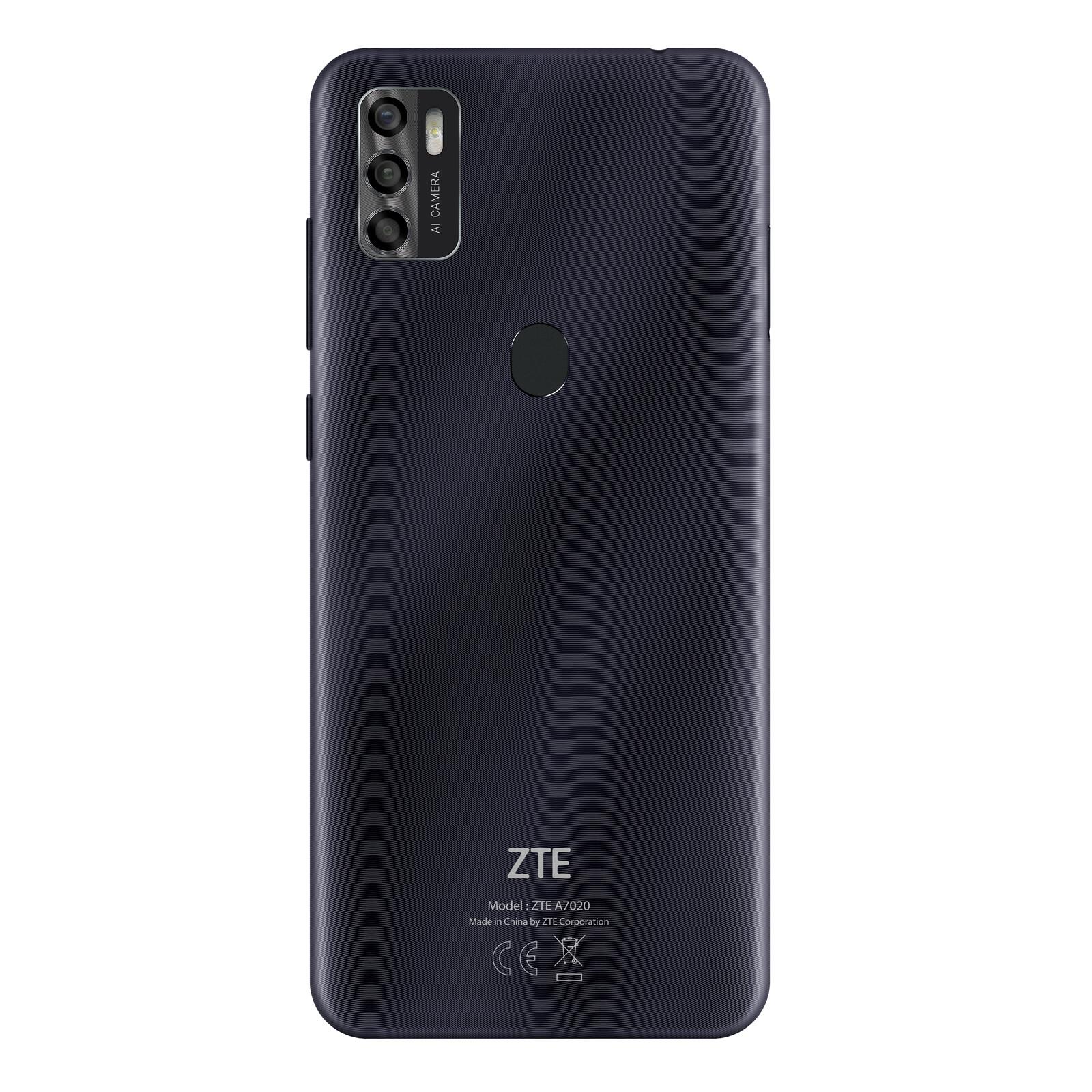 ZTE Blade A7S 2020 black