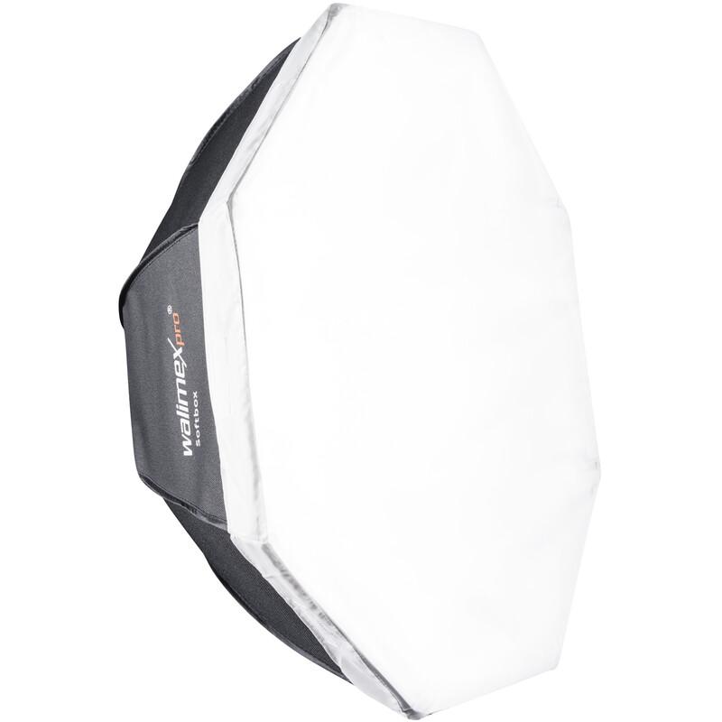 walimex pro Octagon Softbox Ø60cm für Elinchrom