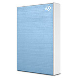 Seagate One Touch 4TB USB 3 light blue