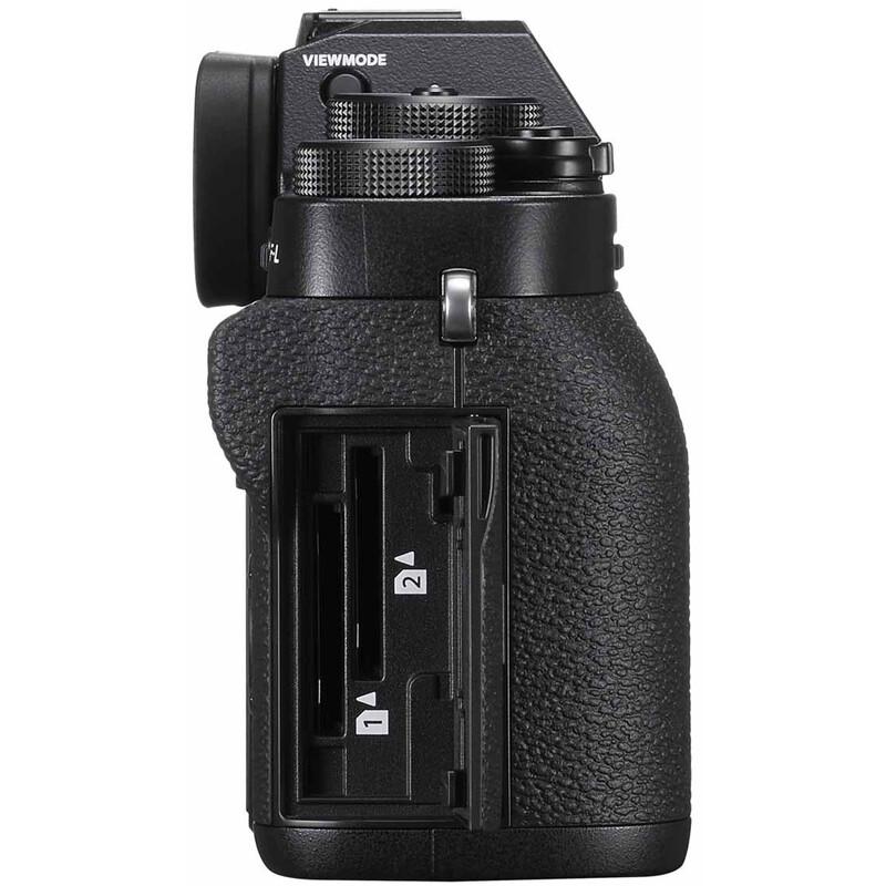 Fujifilm X-T2 Gehäuse Schwarz