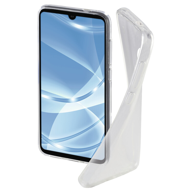 Hama Back Cover Huawei P30 Lite New Edition transparent